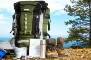What's in my Hiking Backpack? Must-Have for Keeping Safe