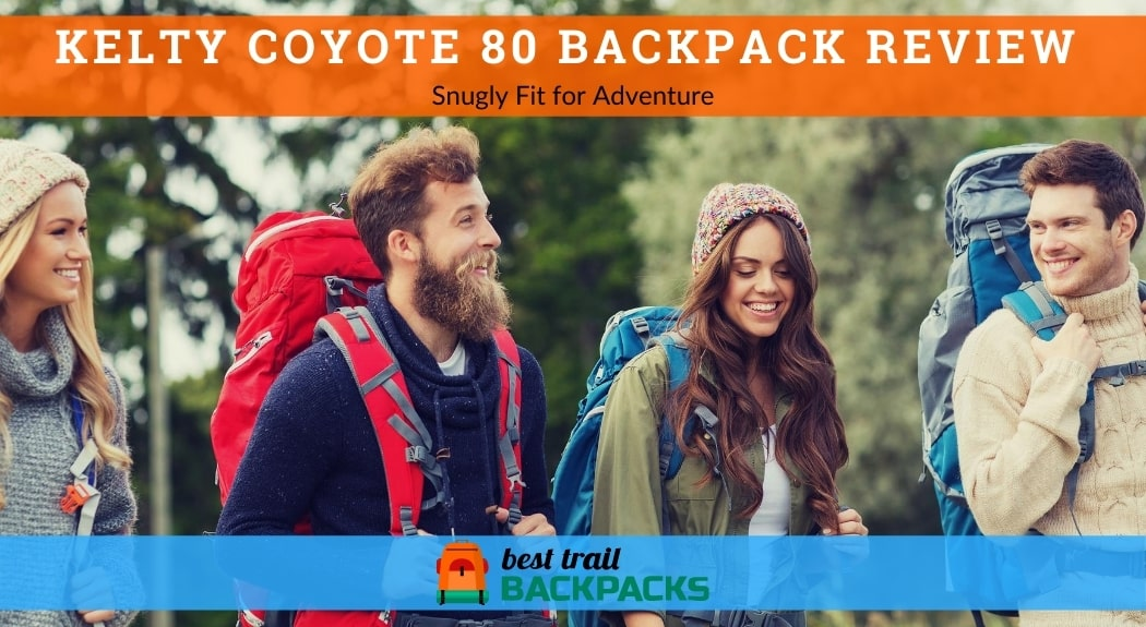 Kelty Coyote 80 Liter Backpack Review - Group of Friends with Hiking Backpacks
