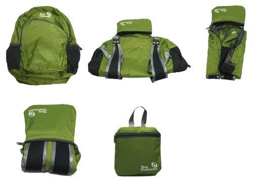 Must Have Backpack - Outlander Travel Bag Overview