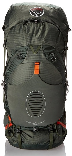Osprey Atmos 65L AG Backpack - Front View