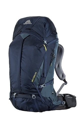 The Gregory Baltoro 65L Hiking Backpack