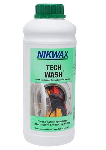 Wash a Backpack - Nikwax Tech Wash