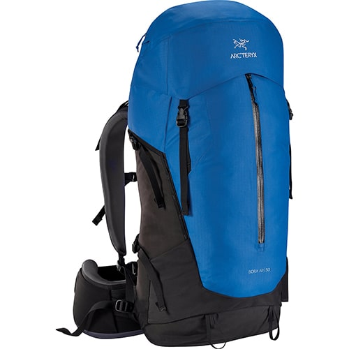 What Is the Best Brand for Hiking Backpack - Arcteryx Bora AR 50 Backpack