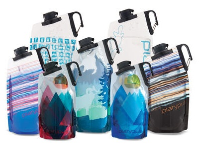 Platypus DuoLock Collapsible Water Bottles