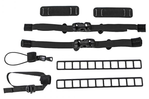 Gear Attachment Kit for Atrack Backpack